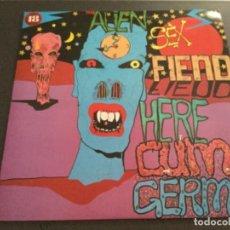 Discos de vinilo: ALIEN SEX FIEND - HERE CUM GERMS . Lote 161821138