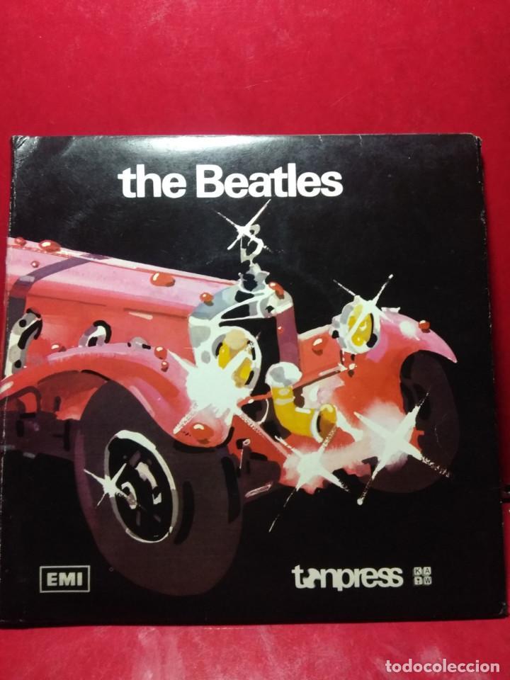 DOBLE EP THE BEATLES ( EDICION POLONIA) 7 CANCIONES, EXCELENTE SONIDO (Música - Discos de Vinilo - EPs - Pop - Rock Extranjero de los 50 y 60)