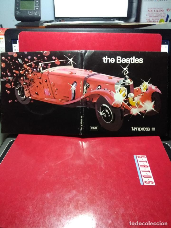 Discos de vinilo: DOBLE EP THE BEATLES ( EDICION POLONIA) 7 CANCIONES, EXCELENTE SONIDO - Foto 3 - 161835634