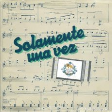 Discos de vinil: PORCELANA SANTA CLARA: CONNIE FRANCIS, SOLAMENTE UNA VEZ. POLYDOR,1980 -SINGLE PROMO-. Lote 161849018