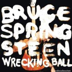 Discos de vinilo: BRUCE SPRINGSTEEN WRECKING BALL 2 LP´S +CD NUEVO PRECINTADO. Lote 161853130