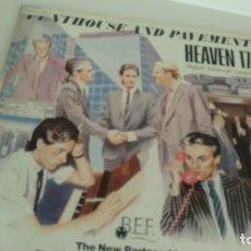 Discos de vinilo: LP ( VINILO) DE HEAVEN 17 AÑOS 80. Lote 161862138