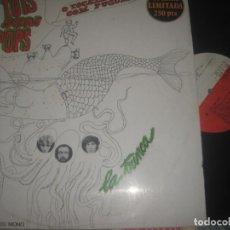 Discos de vinilo: LA TRINCA O TOCATA Y FUIG COM PUGUIS T HUMOR ( EDIGSA -1969) OG ESPAÑA HUMO SIN SEÑALES DE USO. Lote 161867090