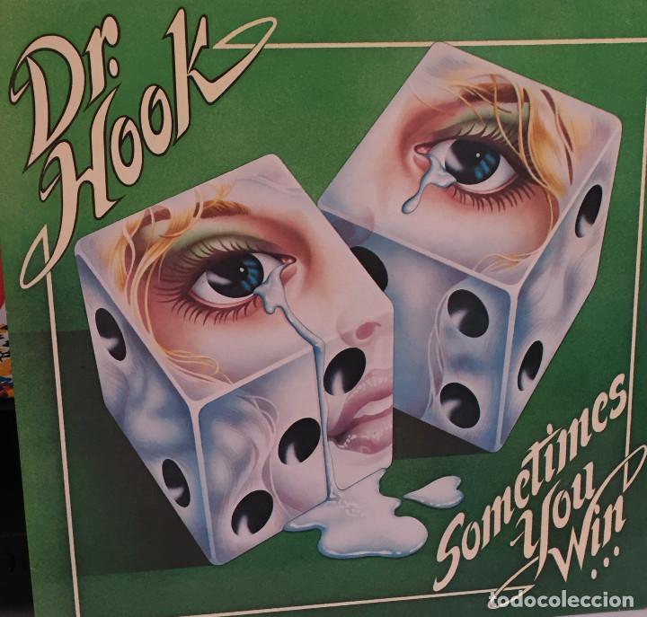 DR.HOOK - SOMETIMES YOU WIN - CAPITOL RECORDS - 1982 - EDICION REINO UNIDO (Música - Discos - LP Vinilo - Pop - Rock - Internacional de los 70)