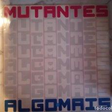 Discos de vinilo: OS MUTANTES ALGO MAIS LATIN ROCK TROPICALIA PSICODELIA LP RECOPILATORIO ORIGINAL BRASIL 1986 NM/VG+. Lote 161896682