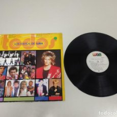 Discos de vinilo: 519- TODOS LOS EXITOS DE WEA 1984 LP VINILO PORT VG + DISCO VG + SPAIN. Lote 161902762