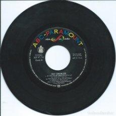 Discos de vinilo: RAY CHARLES, MI CHICA NO ME CONOCE. ABC,1964. -SIN PORTADA-. Lote 161910754