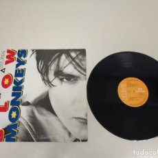 Discos de vinilo: 519- THE BLOW MONKEYS MAXI SINGLE VINILO PORT VG + DISCO VG + SPAIN 1987. Lote 161914730