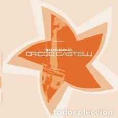 Discos de vinilo: CRICCO CASTELLI /  TO THE SUN / ILLEGAL BEATS / 2003. Lote 161923886