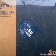 Disques de vinyle: LEFTFIELD – NOT FORGOTTEN / SIMPLY VINYL (S12) / VINYL, 12 45 RPM / 2003 . Lote 161928258