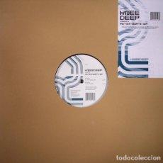 Discos de vinilo: KNEE DEEP – PETER NORTH EP / KNEEDEEP RECORDINGS / VINYL, 12 EP, 45 RPM / 2004. Lote 161943122