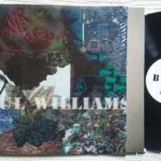 Discos de vinilo: SAUL WILLIAMS '' MARTYR LOSER KING '' LP + INNER 2016 USA SHRINK. Lote 161954626