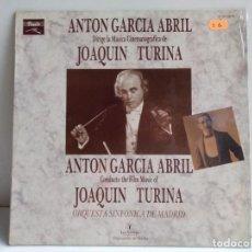 Discos de vinilo: ANTON GARCIA ABRIL . Lote 161973806