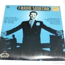 Discos de vinilo: LP. FRANK SINATRA. AUTUMN IN NEW YORK. CBS. 1973. Lote 161980926