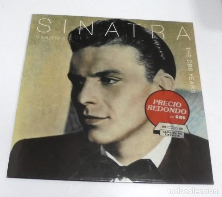 LP. FRANK SINATRA. RARITIES. THE CBS YEARS. 1988 (Música - Discos - LP Vinilo - Cantautores Extranjeros)