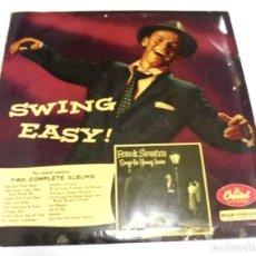 Discos de vinilo: LP. FRANK SINATRA. SWING EASY!. 1958. CAPITOL RECORDS. Lote 161983574