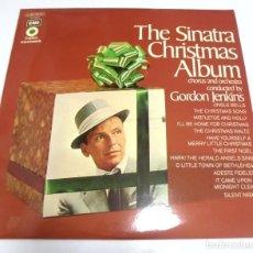 Discos de vinilo: LP. THE SINATRA CHRISTMAS ALBUM. GORDON JENKINS. 1971. CAPITOL. Lote 161984510