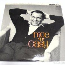 Discos de vinilo: LP. FRANK SINATRA. NICE 'N' EASY. 1970. CAPITOL. Lote 161984974