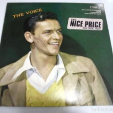 Discos de vinilo: LP. THE VOICE. FRANK SINATRA. CBS. I DON'T KNOW WHY.. Lote 161987334