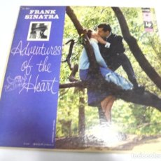 Discos de vinilo: LP. FRANK SINATRA. ADVENTURES OF THE HEART. 1972. COLUMBIA RECORDS. Lote 161987602