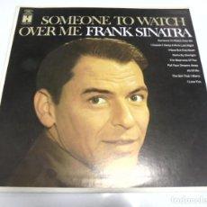 Discos de vinilo: LP. FRANK SINATRA. SOMEONE TO WATCH OVER ME. 1973. HARMONY. Lote 210541451
