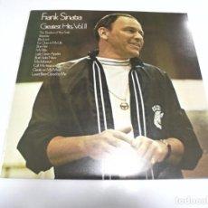 Discos de vinilo: LP. FRANK SINATRA. GREATEST HITS. VOL.II. 1978. SHOREPAK. Lote 161995074