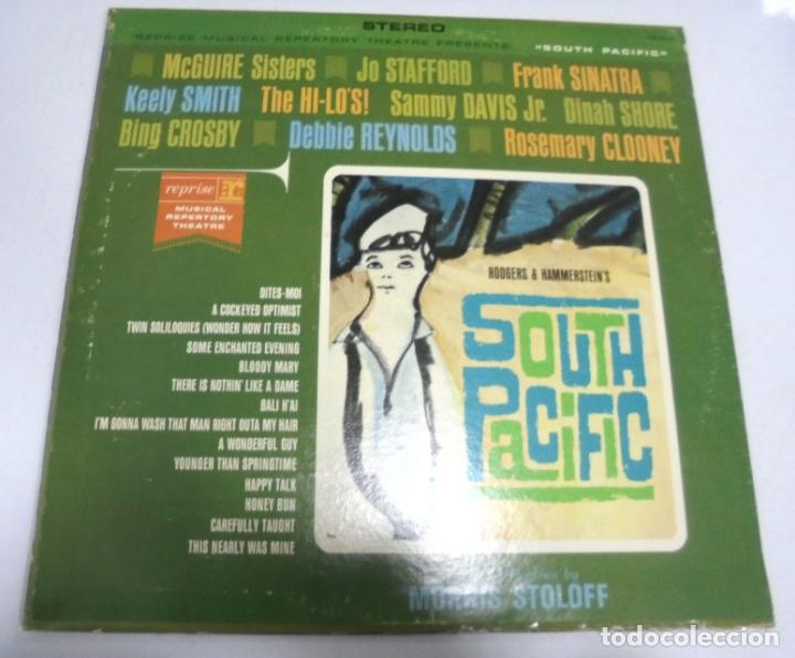 LP. SOUTH PACIFIC. 1973. RCA VICTOR (Música - Discos - LP Vinilo - Cantautores Internacionales)
