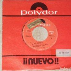 Discos de vinilo: THE WHO - 45 SPANISH - SUBSTITUTE / I'M A BOY - MEGARARE ISSUE - 1977 - REF: 20 58 850 -PROMOCIONAL. Lote 162002254