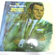 Discos de vinilo: LP. FRANK SINATRA. SEPTEMBER OF MY YEARS. REPRISE. Lote 162002418