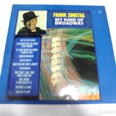 Discos de vinilo: LP. FRANK SINATRA. MY KIND BROADWAY. DISQUES VOGUE. Lote 162002790