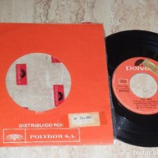 Discos de vinilo: THE WHO / SLIP KID / SQUEEZE BOX / ESPAÑA-1975- MEGARARE EDICION-PROMOCIONAL!!!. Lote 162003170