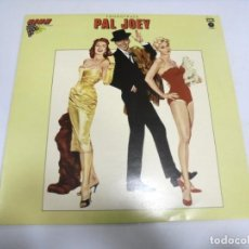 Discos de vinilo: LP. CAPITOL VINE SERIES. FRANK SINATRA. PAL JOEY. 1976. EMI RECORDS. Lote 162004830