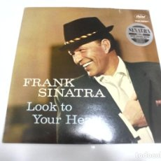 Discos de vinilo: LP. FRANK SINATRA. LOOK TO YOUR HEART. 1959. CAPITOL. Lote 162005946
