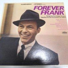 Discos de vinilo: LP. FRANK SINATRA. FOREVER FRANK. 1971.CAPITOL. Lote 162008458