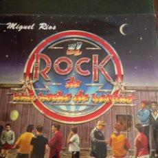 Discos de vinilo: MIGUEL RIOS, LP EL ROCK DE UNA NOCHE DE VERANO. Lote 162016162