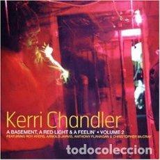 Discos de vinilo: KERRI CHANDLER - A BASEMENT, A RED LIGHT & A FEELIN' (VOL 2) / MADHOUSE RECORDS / 2 × VINYL, 12. Lote 162033358
