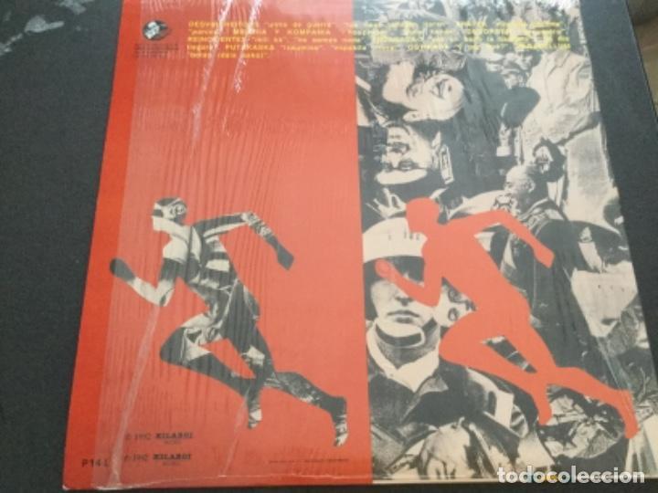 Discos de vinilo: Deserción ! Lp 1992=putakska , parabellum, reincidentes - Foto 2 - 162059422