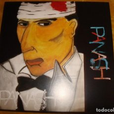 Discos de vinilo: PANASH´. UNICORN / CHEVAL. ATAVISME, 2004. 10 PULGADAS. MAXI-SINGLE. IMPECABLE (#). Lote 162079590