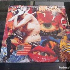 Vinyl-Schallplatten - MAXI SINGLE. THE SOUP DRAGONS. DIVINE THING. 1992, HOLLAND - 162096562
