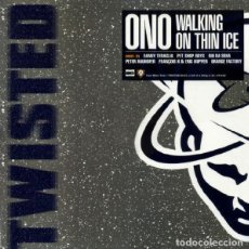 Discos de vinilo: ONO / WALKING ON THIN ICE / TWISTED AMERICA RECORDS / 2 × VINYL, 12 / 33 RPM / 2003. Lote 162098946