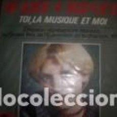 Discos de vinilo: MARY CHRISTY TOI, LA MUSIQUE ET MOI MONACO AU GRAND PRIX 1976 POLYDOR FRANCE. Lote 162134334