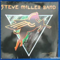 Discos de vinilo: LP DISCO MUSICA ROCK & ROLL CANCION GUITARRA POP STEVE MILLER BAND BEST OF ABRACADABRA . Lote 162136782