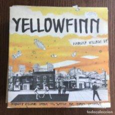 Discos de vinilo: YELLOWFINN - KABUKY VILLAGE EP - EP SUBTERFUGE 1994 . Lote 162141570