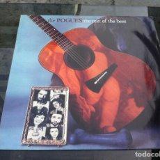 Discos de vinilo: THE POGUES. THE REST OF THE BEST (LP) 1992, GERMANY. Lote 162150202