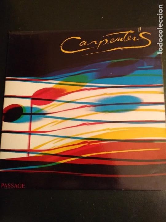 CARPENTERS LP (Música - Discos - LP Vinilo - Pop - Rock - New Wave Internacional de los 80)