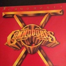 Discos de vinilo: COMMODORES LP HEROES. Lote 162158478