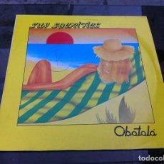 Vinyl-Schallplatten - MAXI SINGLE. SUN SACRIFICE. OBATALA. 1986, ESPAÑA - 162163490