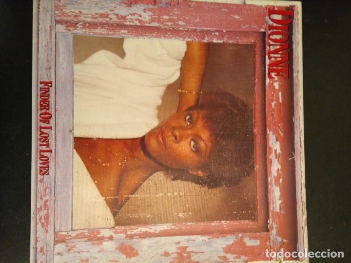 DIONNE LP FINDER OF LOST LOVES (Música - Discos - LP Vinilo - Funk, Soul y Black Music)
