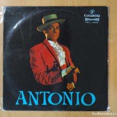 Discos de vinilo: ANTONIO / ISAAC ALBENIZ - LA MUSICA ESPAÑOLA - LP. Lote 162191717