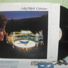 Discos de vinilo: SALLY OLDFIELD CELEBRATION LP SPAIN 1980 PDELUXE. Lote 162191742